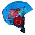 Lyžařská a snowboardová přilba spiderman 59053