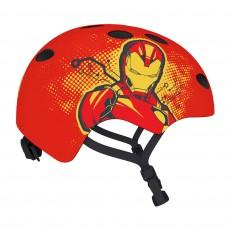 DĚTSKÁ sportovní přilba iron man 59065