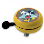 Zvonek retro mickey yelow 59147