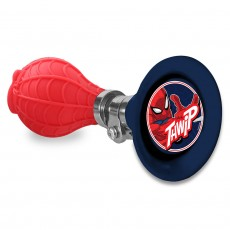 Klakson spiderman na dětské jízdní kolo 59157