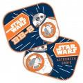 Sluneční clony boční star wars BB-8 2ks 59315