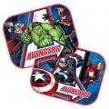 Sluneční clony boční Avengers 2ks 59324