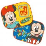 Sluneční clony boční Mickey a Minnie 2ks 59331