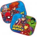 Sluneční clony boční  Avengers super hero 2ks 59340