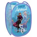 Koš na hračky ledové království frozen II 59528