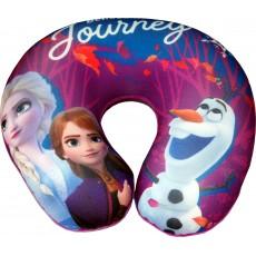 Cestovní polštářek ledové království frozen 2 59634