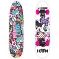 Skateboard dřevěný minnie 59935