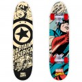 Skateboard dřevěný captain america-avengers 59940