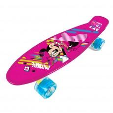 Skateboard plastový minnie II 59952
