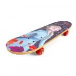 Skateboard dřevěný ledové království Frozen II 59955