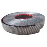SAMOLEPÍCÍ ozdobná lišta carbonová 5cm/25m 64-93