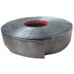 SAMOLEPÍCÍ ozdobná lišta carbonová 7cm/25m 64-94