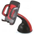Držák mobilního zařízení červeno černý 66-17