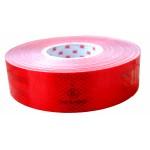 FOLIE REFLEXNÍ červená 50mmx45,7m 67-30