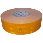 FOLIE REFLEXNÍ žlutá 50mmx45,7m 67-32