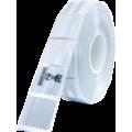 Folie reflexní 50m dělená bílá 67-36