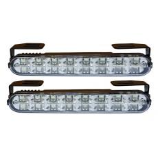 Světla pro denní svícení 2x16 LED 73-72