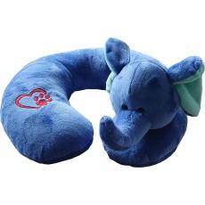 Cestovní polštářek slon 90-40