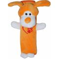 Potah bezpečnostního pásu pes oranžový 92-15