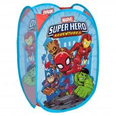 Koš na hračky super hero 59529