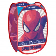 Koš na hračky spiderman 59530